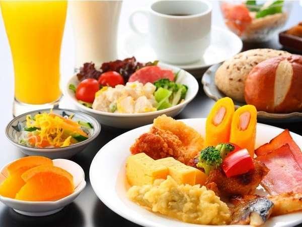 【朝食レストラン「和み」】バイキング朝食 ご利用時間⇒6:30~9:00