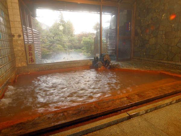 【湯屋温泉 炭酸泉の温泉旅館 ニコニコ荘】<天然炭酸泉> 飲む、食べる、浸かる、心と身体を癒す旅