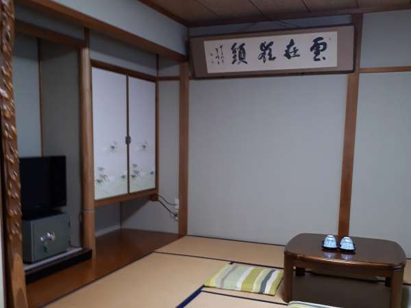 和室(喫煙室)2