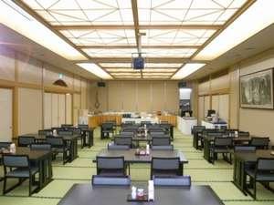 大広間でご用意致します【会食場】。