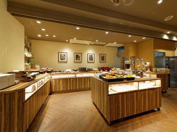 兵庫県産米の食べ比べ、自家製スムージーなど、「健康朝食」がテーマの朝食バイキングも好評