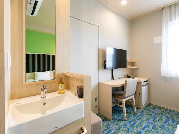 【11Fヘルシンキ】コンフォートツインルーム<バストイレ別>