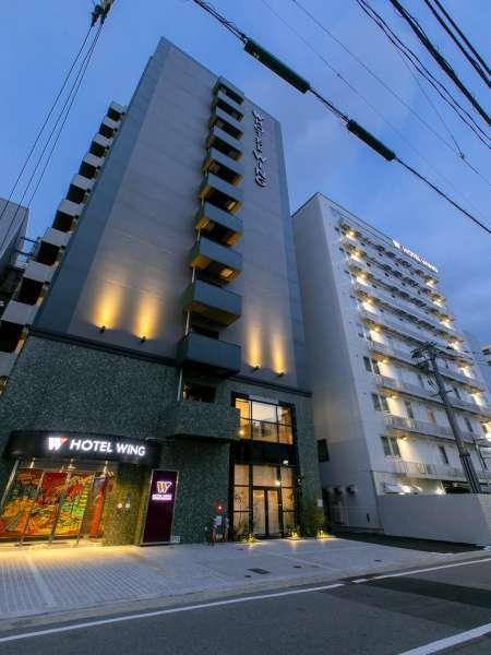 ホテル ウィング インターナショナル セレクト 博多 駅前
