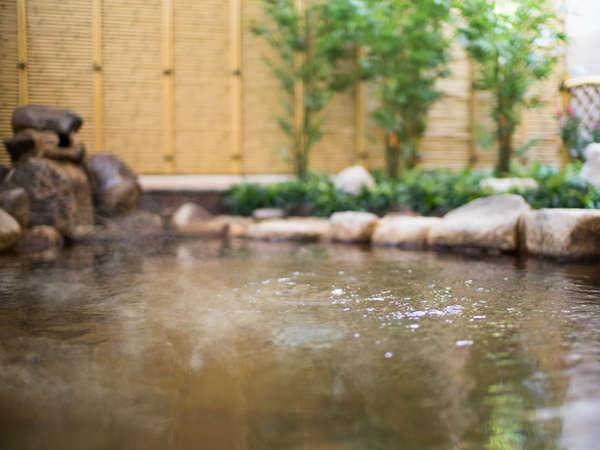 天然温泉「飛鳥の湯」は美容に効果があります♪
