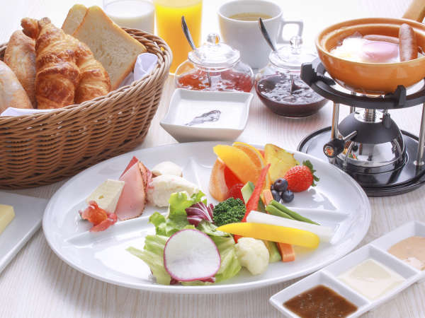 【ペットホテル棟】朝食ルームサービス(イメージ)※要予約