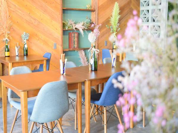 "◆1Fレストラン""珊瑚食堂"""