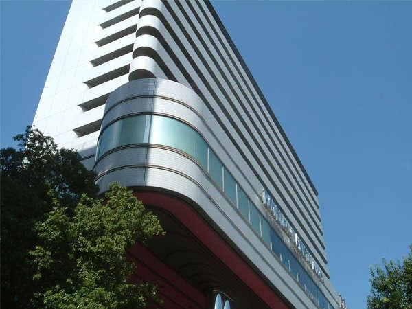 新阪急ホテルアネックス 外観