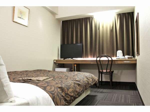 セミダブルルーム/ベッド幅135㎝