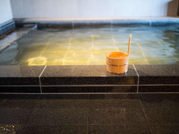 【男性湯】福幸の湯※当館はお時間気にせずご入浴可能です。