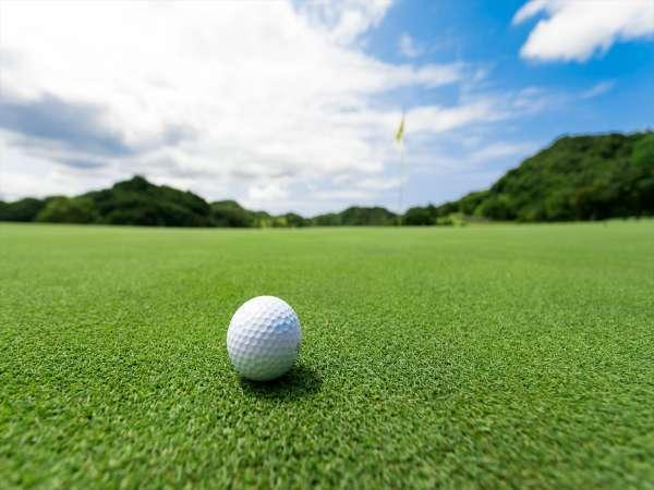 【ゴルフコース】