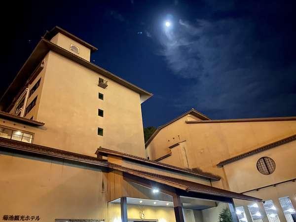 【菊池観光ホテル(BBHホテルグループ)】美肌の湯と菊地市街を一望できる風情ある老舗旅館♪