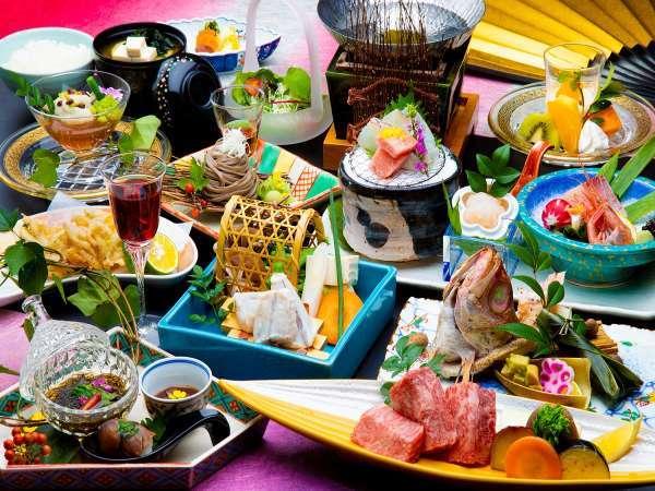 【季がさね】オールインクルーシブプラン販売中!露天風呂付客室17室も大人気!