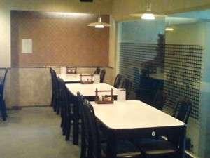朝食会場は1階になります。