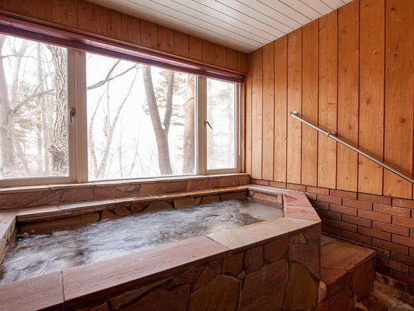 24時間利用可能貸切風呂