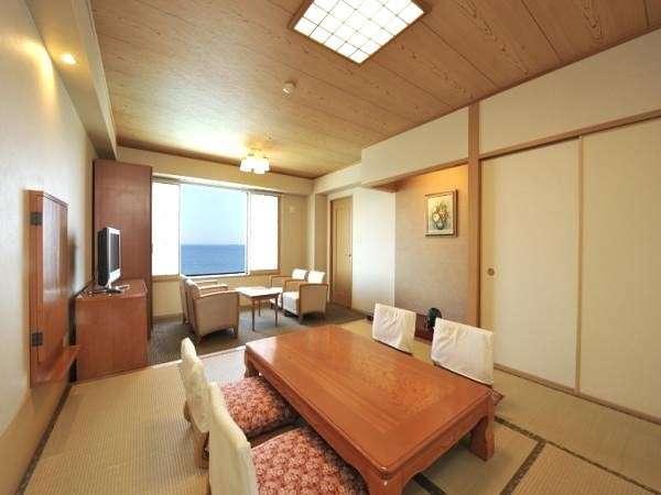 龍宮城ホテル三日月の部屋