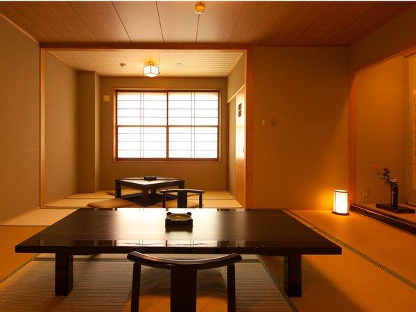 2階客室 萌黄の間 夏