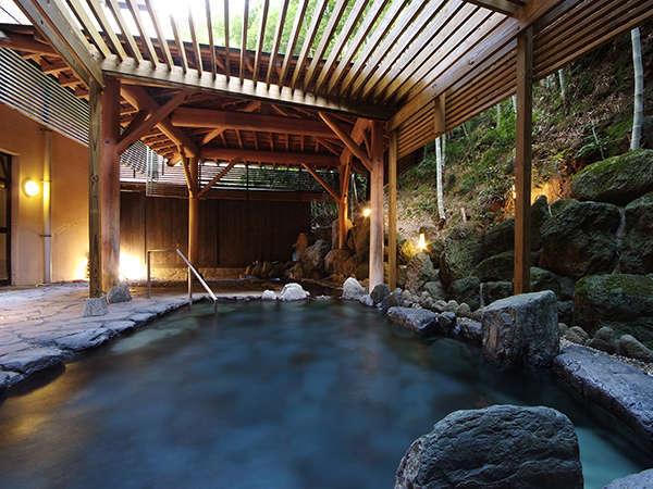 大浴場 露天風呂「やまの湯」