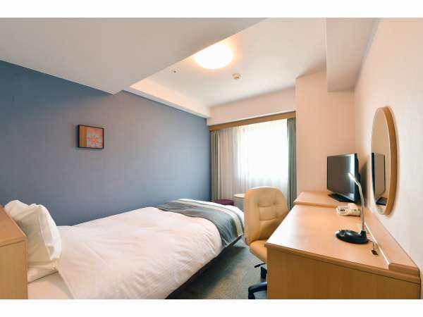 セミシングルルーム 15.8㎡(122cm幅ベッド1台)※小学生1名まで添寝可。