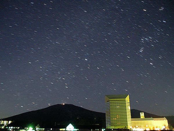全国で5位の星空観測エリアに選ばれた場所で星空をのんびりと眺めてみませんか