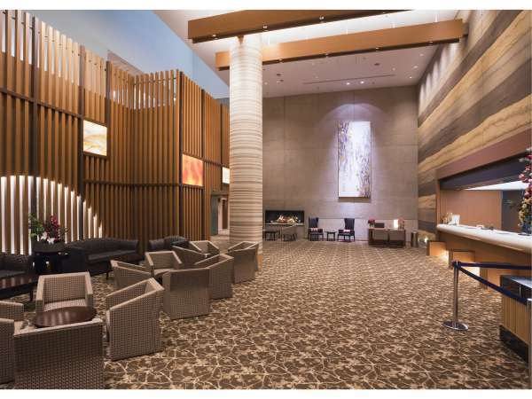 ホテル安比グランド本館&タワー『ロビー』