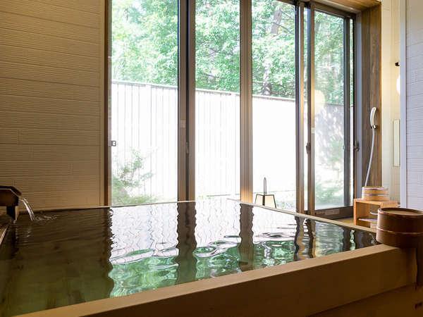 ■【温泉檜風呂付客室】FUUKAスイート100㎡