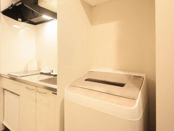 ★本館は全室洗濯機・キッチン完備