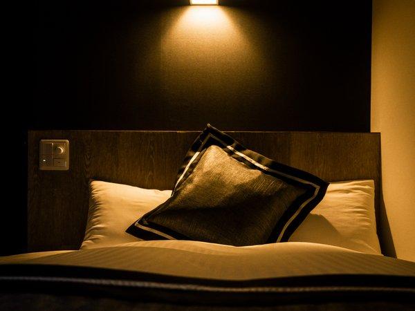 ◇禁煙セミダブル◇2名利用 ベッド幅:120cm