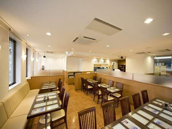 レストラン「稲穂」