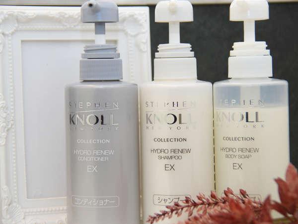 KNOLL(ノル)のシャンプー&コンディショナーでしっとりまとまる髪になりますよ♪♪