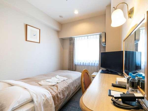 【セミダブル/12㎡】ベッド幅:120cm