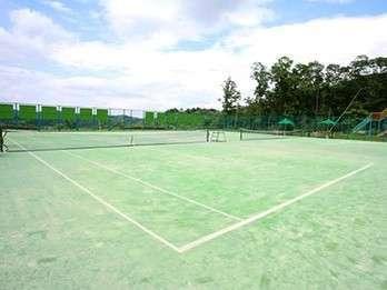 ≪テニスコート≫営業時間 9:00~17:00(受付終了)