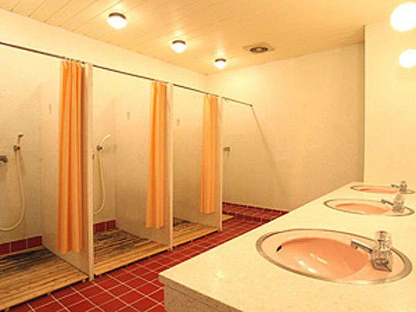 シャワールーム(女性用)