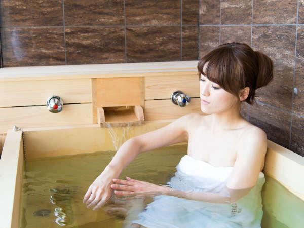 【客室露天風呂】2020年3月に全館リニューアルOPEN♪天然温泉客室露天を全室にご用意しました♪