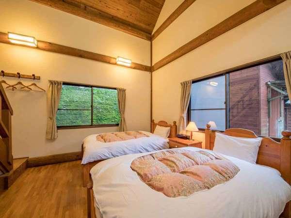 *【洋室】木を多く使った温かい雰囲気のお部屋です