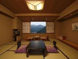 居心地の良さを実感できる清潔な和室(西館一例)