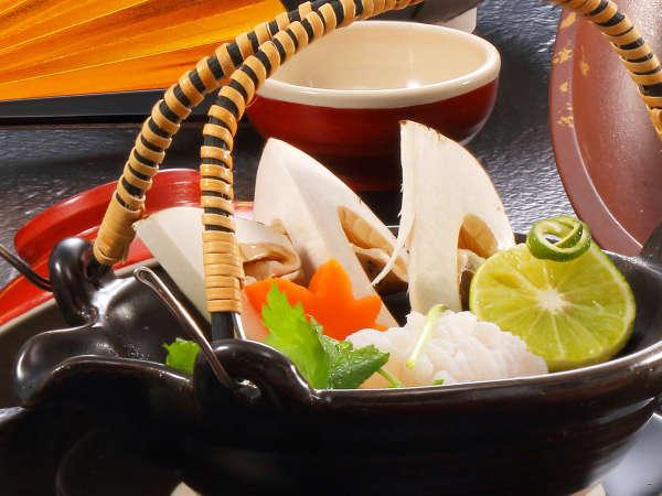 【日本料理】松茸土瓶蒸し