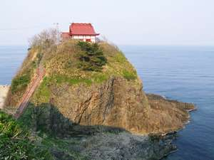 【宮津弁天宮】海に突き出た岬にあり、146段の階段を登ります!お散歩に人気☆彡