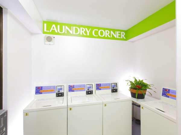 コインランドリー(館内にあります。)洗濯機200円乾燥機10分100円~