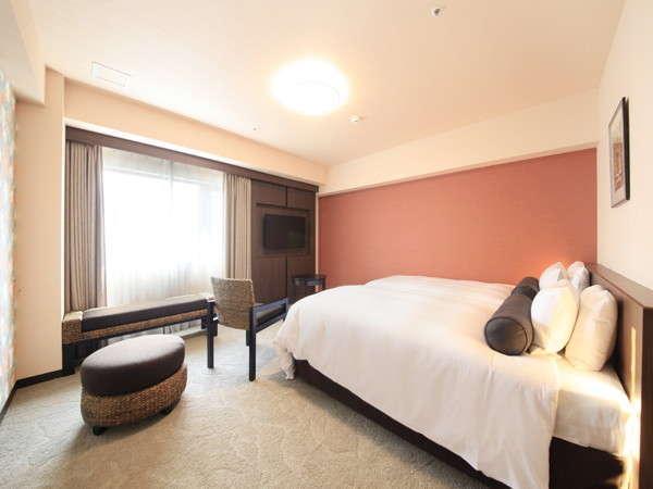 ツインルーム 26平米「105cm×203cm」ベッド2台※大人1名に対して、お子様1名添い寝可