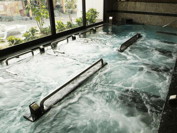 【ジェット・回遊風呂】体を解しながら温まる。湯上りスッキリでクセになるお風呂(あがりゃんせ)