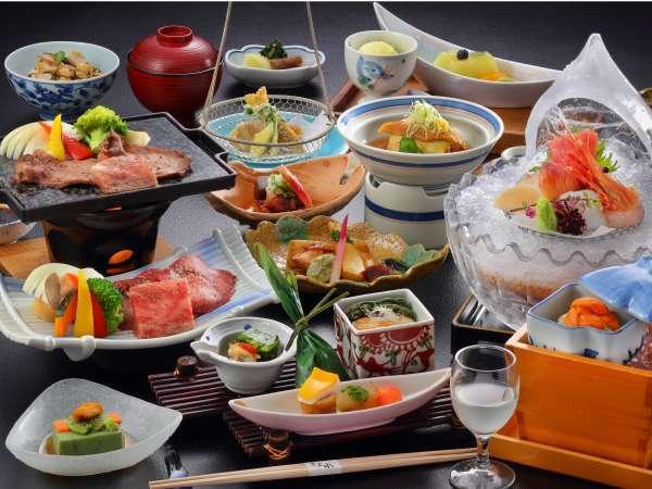 【仙台 秋保温泉 ホテルきよ水】部屋食ができる宿・旬の食材を会席料理でおもてなし閑静な和風旅館