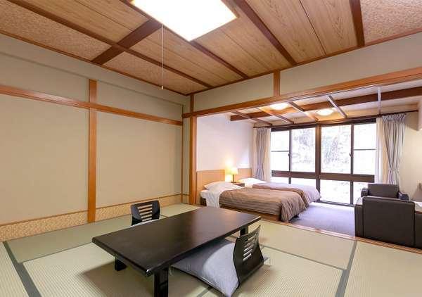 【柳の館】和洋室一例
