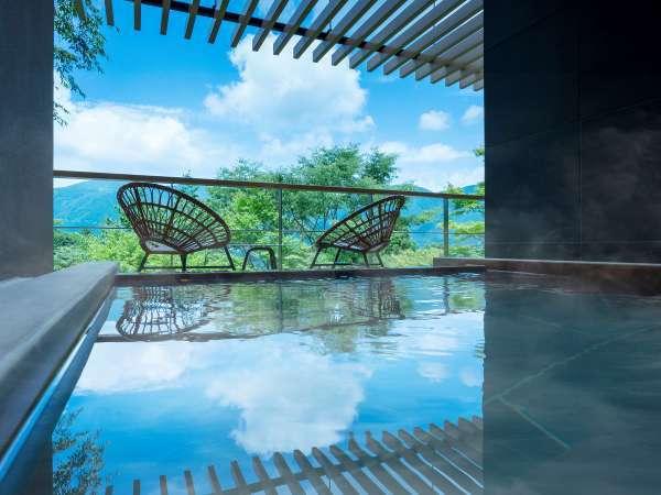 【星野リゾート 界 仙石原】内なる表現欲と出会うアトリエ温泉旅館≪全室露天風呂付き≫