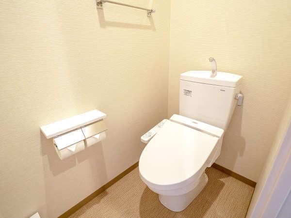 30平米タイプのお部屋のバスルーム