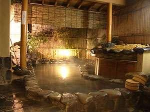 【二階・露天風呂】華清の湯