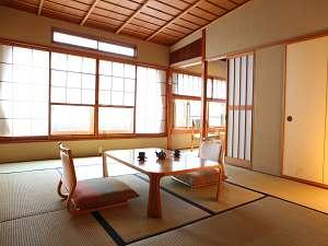 【露天風呂付客室・竹】紅葉の間
