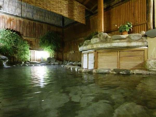 露天風呂「華清の湯」