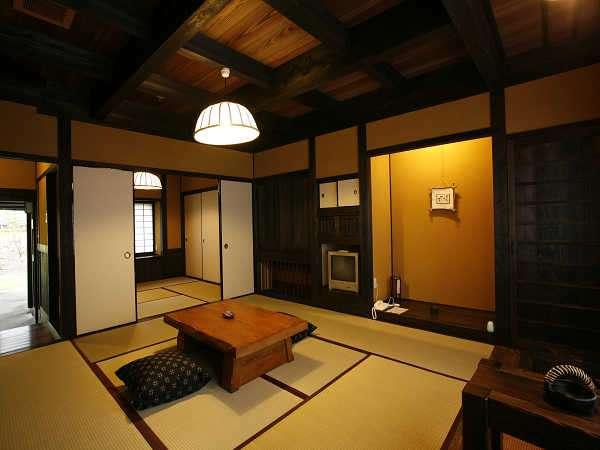 10畳以上客室で過ごす、寛ぎの時間を…客室一例です。