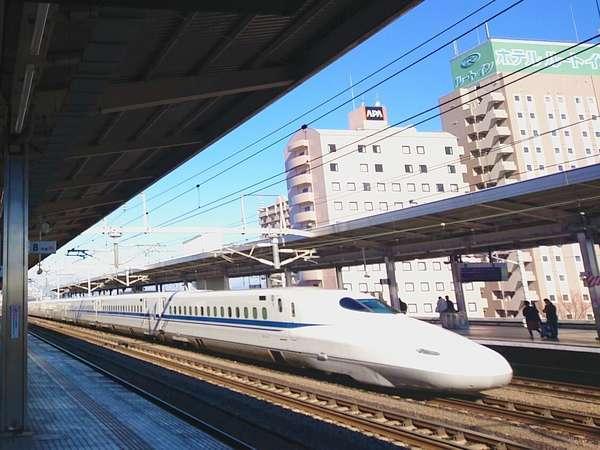 東海道新幹線「岐阜羽島駅」より徒歩1分
