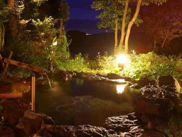 ◆特徴のある各棟の露天風呂